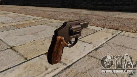 Revólver 38 especial apodó. para GTA 4 segundos de pantalla