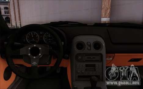 Mazda Miata para la visión correcta GTA San Andreas