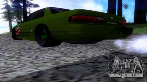 Nissan Onevia Shark para GTA San Andreas left