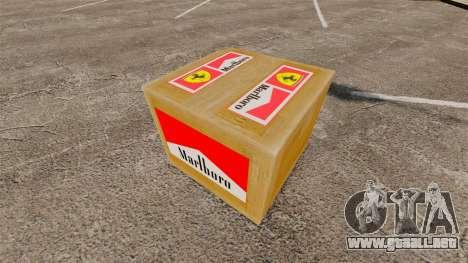 Nuevas insignias en las cajas para GTA 4 tercera pantalla