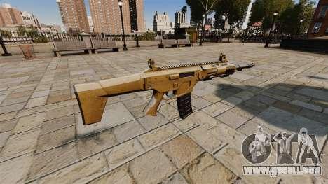 SMALL BUSINESS SERVER 5.56 rifle de asalto para GTA 4 segundos de pantalla