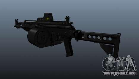Artillero táctico AK-47 para GTA 4 segundos de pantalla