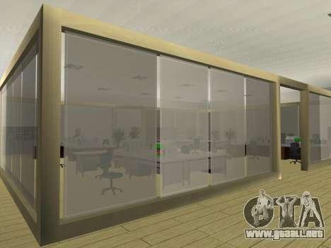 Nuevas texturas Interior Ayuntamiento para GTA San Andreas tercera pantalla