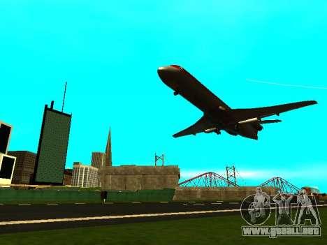 ENBSeries with View Distance para GTA San Andreas octavo de pantalla