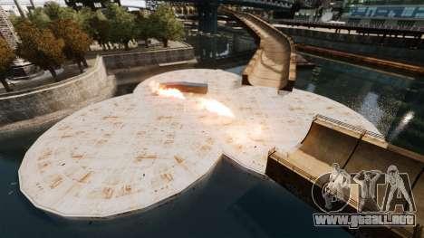 Biggest Track para GTA 4 tercera pantalla