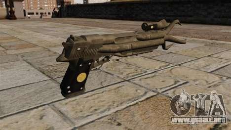 Maníaco pistola para GTA 4 segundos de pantalla