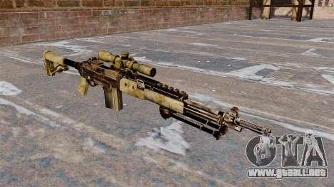 Rifle de francotirador M21 Mk14 para GTA 4