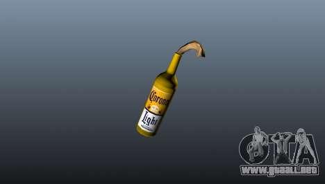 Cóctel Molotov-Corona Light- para GTA 4