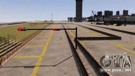 Airport RallyCross Track para GTA 4