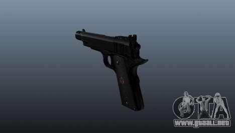 Colt Delta Elite pistola para GTA 4 segundos de pantalla