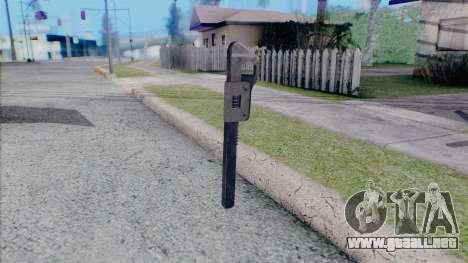 Llave ajustable para GTA San Andreas