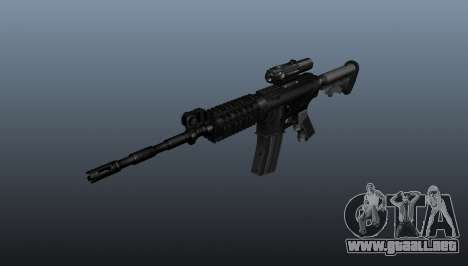 Carabina M4 de Spike para GTA 4