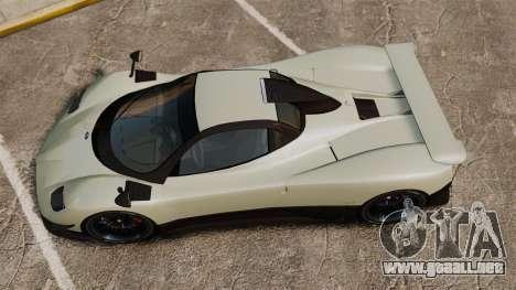Modena Typhoon para GTA 4 visión correcta
