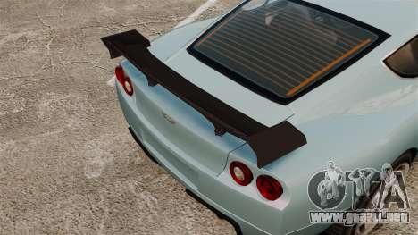 Extreme Spoiler Adder 1.0.4.0 para GTA 4 sexto de pantalla