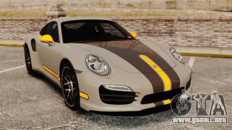 Porsche 911 Turbo 2014 [EPM] TechArt Design para GTA 4