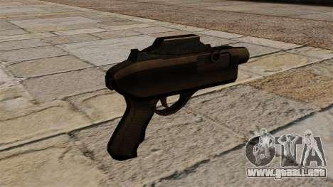 Pistola Desert Eagle compacto para GTA 4 segundos de pantalla