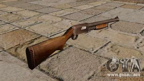 Escopeta Remington para GTA 4 segundos de pantalla