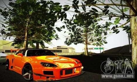 Honda S2000 Amuse GT1 para GTA San Andreas