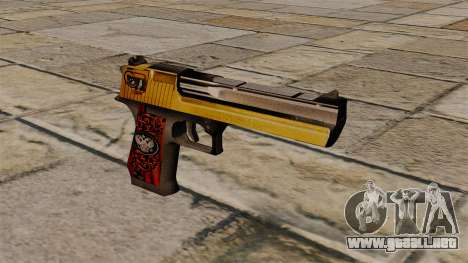 Desert Eagle pistola especial para GTA 4