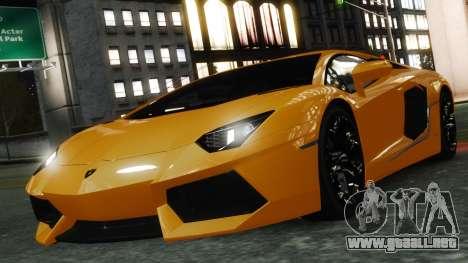 Lamborghini Aventador LP700-4 [EPM] 2012 para GTA motor 4