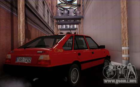 FSO Polonez Caro 1.4 GLI 16V para GTA San Andreas left