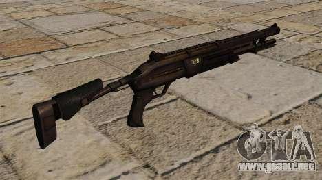 M1014 Shotgun para GTA 4 segundos de pantalla