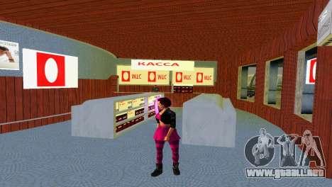 Tienda mts para GTA Vice City sucesivamente de pantalla