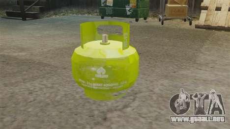 Bomba de gas para GTA 4