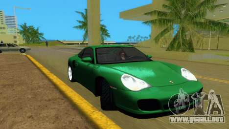 Porsche 911 Turbo para GTA Vice City