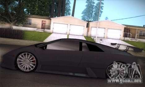 Lamborghini Murcielago GT Carbone para las ruedas de GTA San Andreas