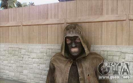 Bandido en el manto para GTA San Andreas