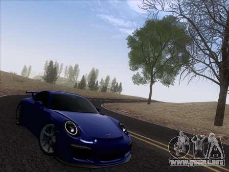 Porsche 911 GT3 2014 para la visión correcta GTA San Andreas