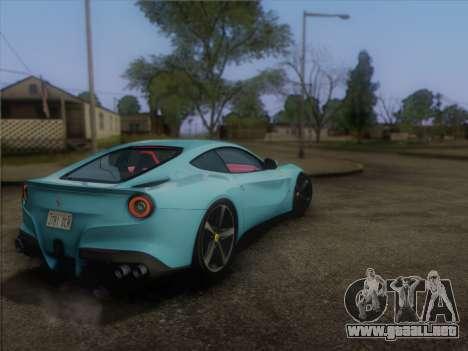 SA_graphics v. 1 para GTA San Andreas segunda pantalla