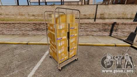 Nuevas insignias en las cajas para GTA 4 segundos de pantalla