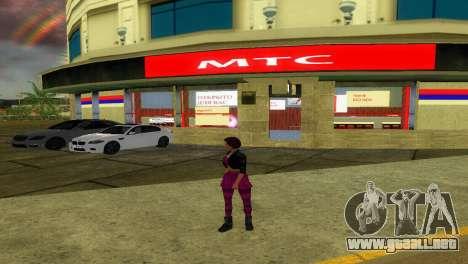 Tienda mts para GTA Vice City