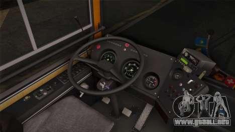 LIAZ 5256.00 para GTA San Andreas vista posterior izquierda