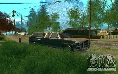 Bobcat XL de GTA 5 para GTA San Andreas left