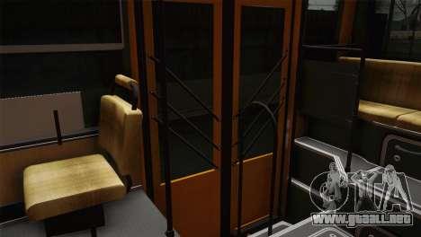 LIAZ 5256.00 para visión interna GTA San Andreas