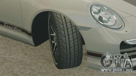 Porsche 911 Turbo 2014 [EPM] TechArt Design para GTA 4 vista lateral