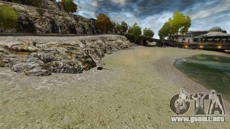 Pista de Supermoto para GTA 4 sexto de pantalla