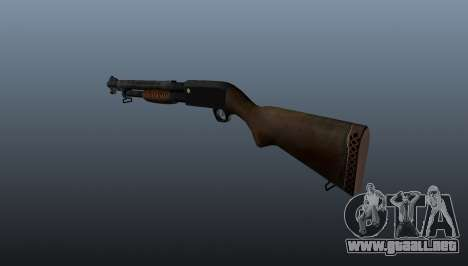 M1897 Escopeta Trenchgun para GTA 4 segundos de pantalla