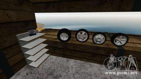 Auto Show v2 para GTA 4 adelante de pantalla