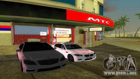 Tienda mts para GTA Vice City sexta pantalla