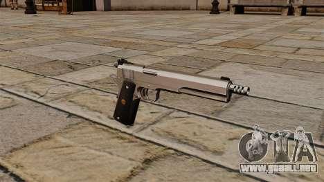AMT Hardballer Longslide pistola para GTA 4