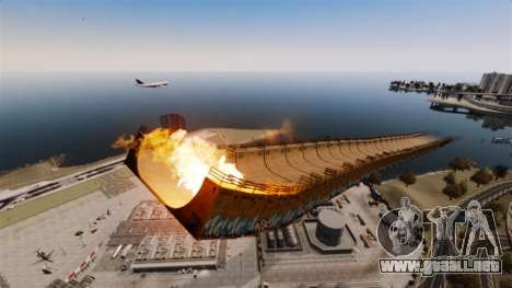 Biggest Track para GTA 4 octavo de pantalla