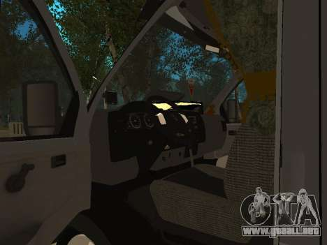 Empresas 33023 gacela para visión interna GTA San Andreas