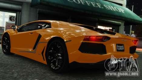 Lamborghini Aventador LP700-4 [EPM] 2012 para GTA 4 ruedas