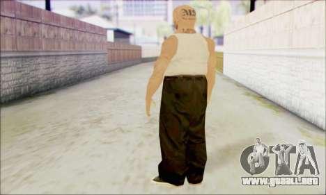 La Mara Salvatrucha Latino 2 para GTA San Andreas segunda pantalla