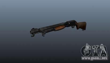 M1897 Escopeta Trenchgun para GTA 4