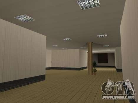 Nuevas texturas Interior Ayuntamiento para GTA San Andreas séptima pantalla